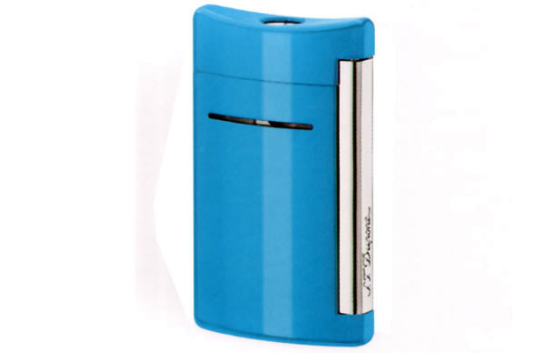 S.T. Dupont Mini Jet Royal blau