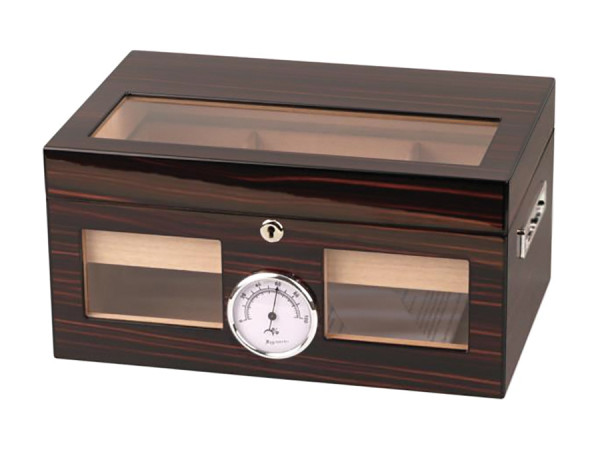 Humidor Ebony Finish hi-gloss   563151