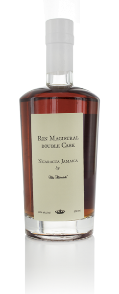 Ron Magistral Double Cask by Peter Heinrichs Rum