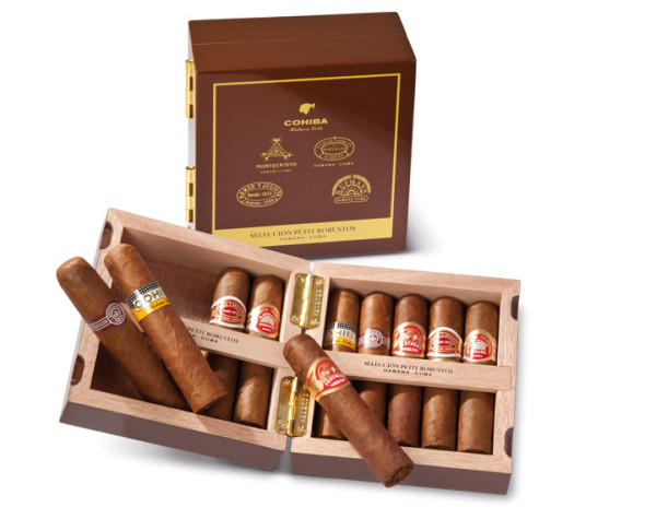 Habanos Selection Petit Robustos